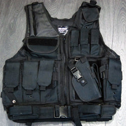 High Desert - HD1071 Tactical Assault Vest with Belt