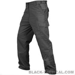 High Desert - BDU Cargo Pants (Black)