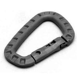 Tac Link Carabiner Set (4pc) - Black-Tactical.com