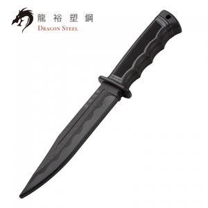 Dragon Steel - (KN-403-TPR) Tactical Knife