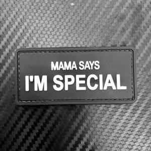 Rubber Patch - Mama Says I'm Special - Black-Tactical.com