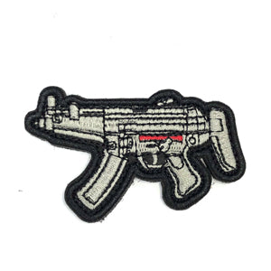 Embroidery Patch - Gun MP5N