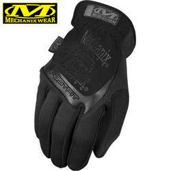 Mechanix Wear - FastFit Covert Gloves (Easy On/Off)(BLACK)