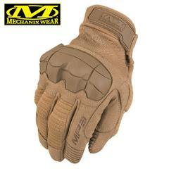 Mechanix Wear - M-Pact 3 Gloves (Knuckle)(CYB) - Black-Tactical.com