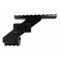 Pistol Rail Scope, Laser & Light Mounting System
