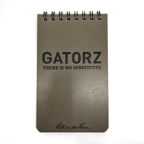 Gatorz - Rite-in-the-Rain All Weather Notepad - Black-Tactical.com