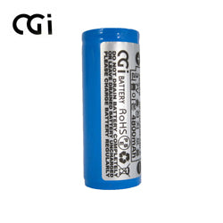 Rechargeable 26650 Lithium - CGI