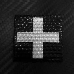 Reflective Patch Velcro - Medic