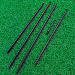SAF Rifle Cleaning 5 Piece Rod - Black-Tactical.com