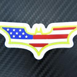 Rubber Patch - Batman America - Black-Tactical.com