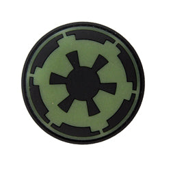 Rubber Patch - Galactic Empire (Glow)