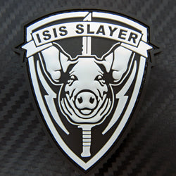 Rubber Patch - ISIS Slayer