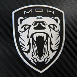 Rubber Patch - MOH Bear