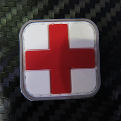 Rubber Patch - Medic Patch