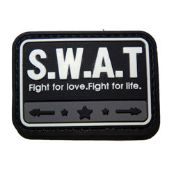 Rubber Patch - SWAT Fight for Love