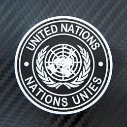 Rubber Patch - United Nations Unies - Black-Tactical.com