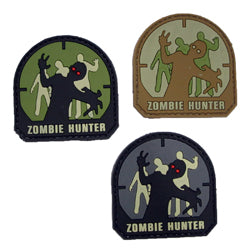 Rubber Patch - Zombie Hunter