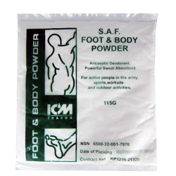 SAF ICM Foot & Body Powder