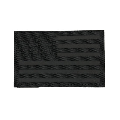 Infrared Patch -  USA Black