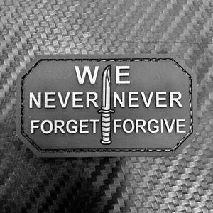 Rubber Patch - We Never Forget, Never Forgive
