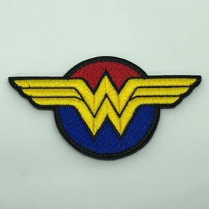 Embroidery Patch - Wonder Woman - Black-Tactical.com