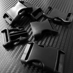 "Xtreme - Polymer Buckles (1/2"") (5 Pcs)"