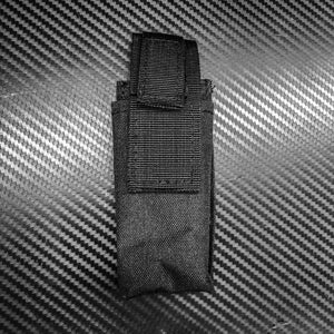Black Stealth - Molle Flashlight Sheath 14x16 (ZJ132)