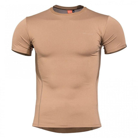 Pentagon - Apollo Tac-Fresh Activity T-Shirt (Coyote Brown)