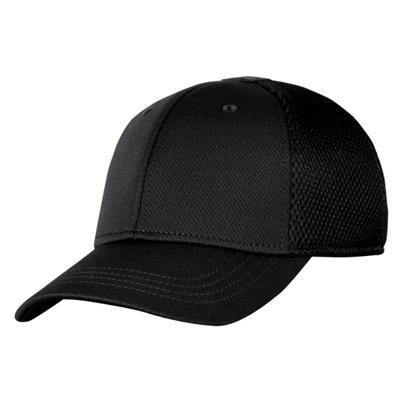 Condor - Flex Tactical Team Mesh Cap (Black) - Black-Tactical.com