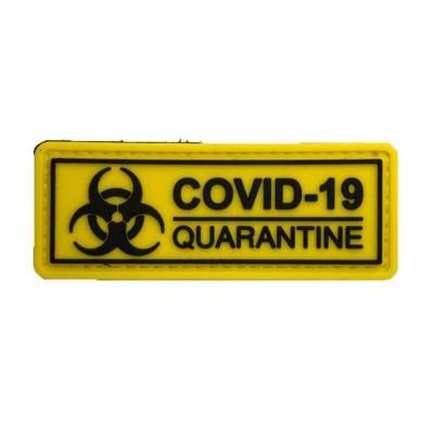 Rubber Patch - Covid-19 Quarantine