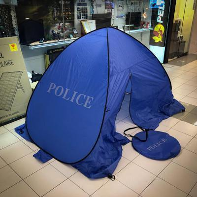 Police Fast Deploy Dead Body Cover / Tentage - Black-Tactical.com