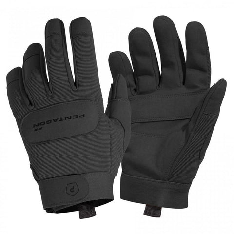 Pentagon - Duty Mechanic Gloves (Black) - Black-Tactical.com