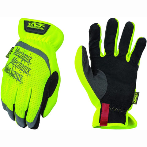 Mechanix Wear - Hi-Viz FastFit Fluorescent Yellow