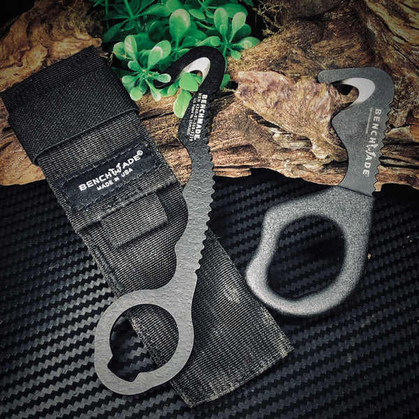 Benchmade - #7 Strap Safety Cutter Short (7 BLKW)
