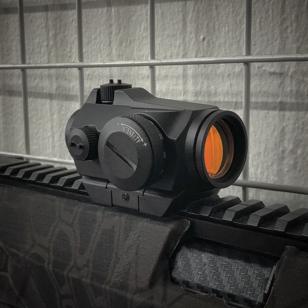 Red Dot Sight - H2 Aim Point (Low Mounted)