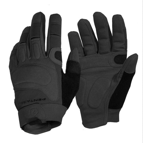 Pentagon - Karia Tactical Light Assault Gloves (Black)