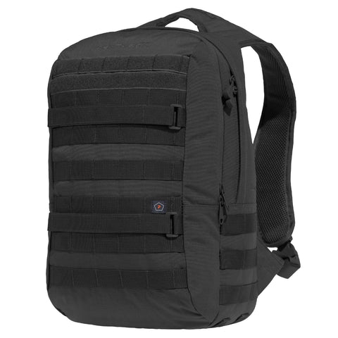 Pentagon - LEON 18hr Backpack - Black-Tactical.com
