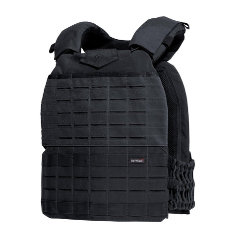 Pentagon - MILON Tac Vest - Black-Tactical.com