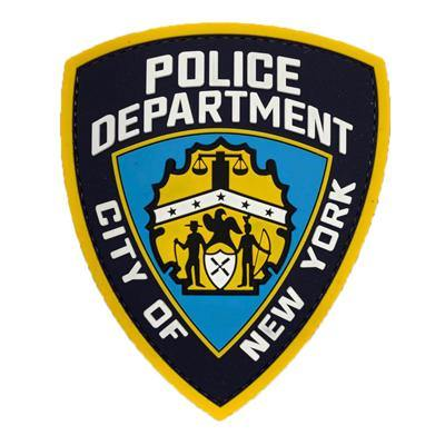 Rubber Patch - New York Police Department