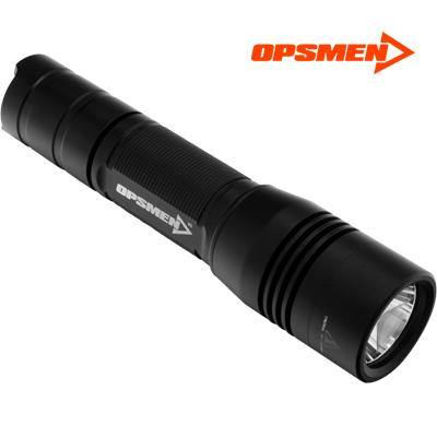 Opsmen - FAST 502 Tactical Weapon Flashlight - Black-Tactical.com