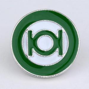Collar Lapel Pin - Green Lantern