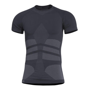Pentagon - Plexis T-Shirt (Black) - Black-Tactical.com