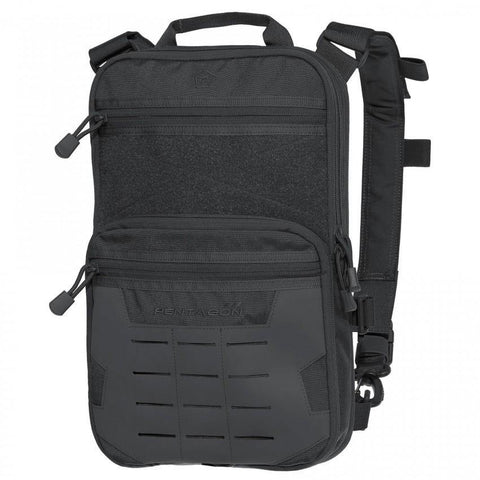 Pentagon - QUICK Backpack (Expandable) - Black-Tactical.com