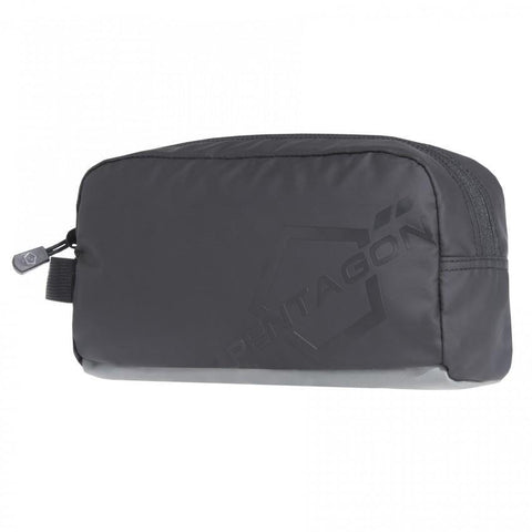 Pentagon - RAW Stealth Travel Kit Pouch (Black)