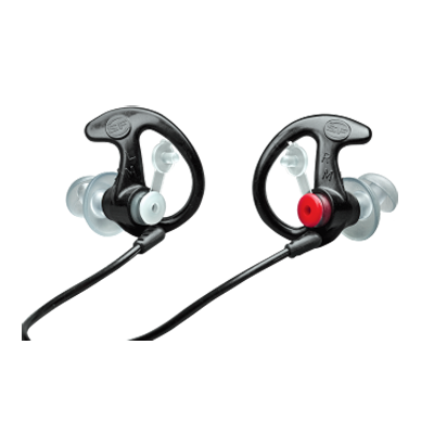 SureFire - EP3 Sonic Defenders® Plus Earplugs - Black-Tactical.com