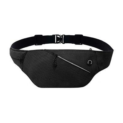 Travelmall - Multifunctional Waist Travel Bag - Black-Tactical.com