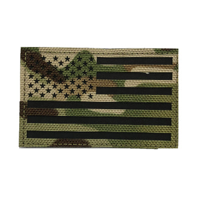 Infrared Patch -  USA Multicam