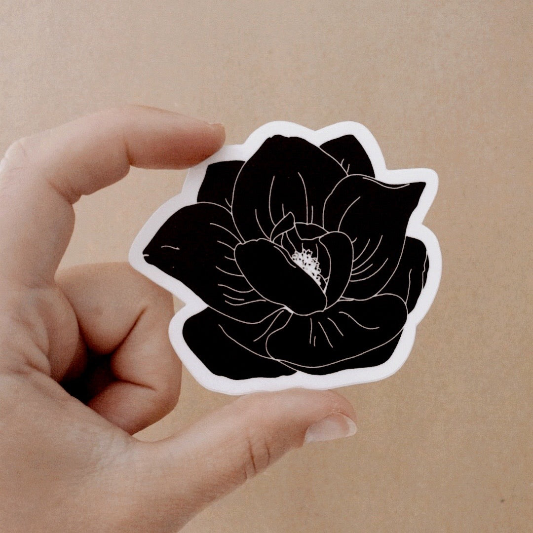 Magnolia Sticker