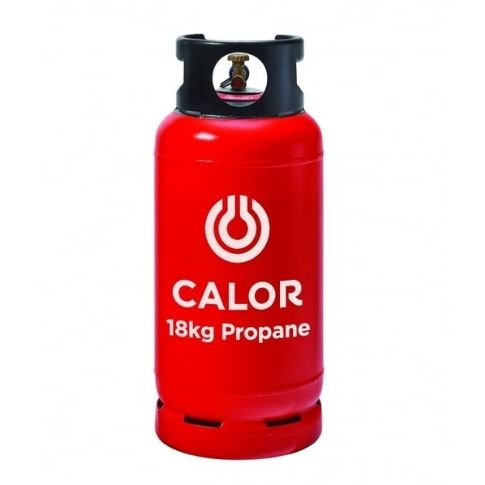 Calor Gas - 18kg Auto Gas Bottle