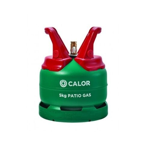 Calor Gas - 5kg Patio Gas Bottle